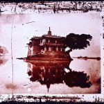 Jinshan Temple on the River Min in Old China